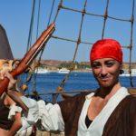 Вас приветствуют пираты на борту Чёрной Жемчужины!
