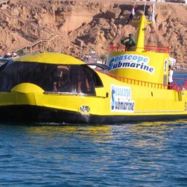 Прогулка на батискафе Seascope Submarine