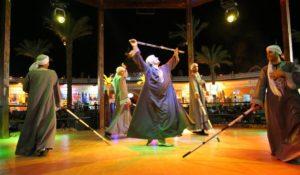 Шоу 1001 ночь. Танец арабов