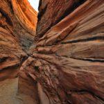 Лабиринты цветного каньона
