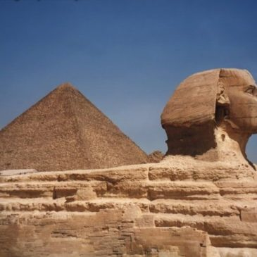 Весь Каир за один день на автобусе из Шарм-Эль-Шейха