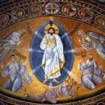 Роспись купола в монастыре Святой Екатерины