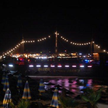 Вечерняя романтическая прогулка на паруснике