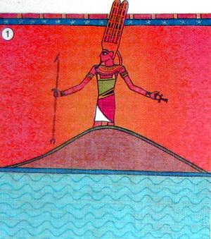 Древний Египет: легенды о сотворении мира