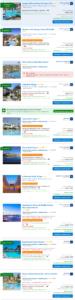 Стоимость аренды отельного номера в Шарм-эль-Шейхе сроком на 29 ночей (с 15 августа по 14 сентября)