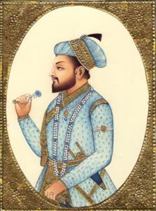 Император Моголов Шах Джахан I