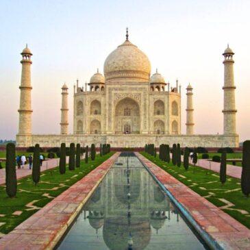 Тадж-Махал: история любви и скорби императора Шаха Джахана в мраморе