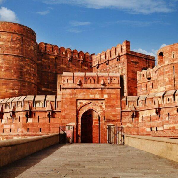 Лахорские ворота в Красном форте