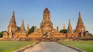 Храм Ват Ратчабурана