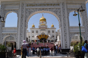 Храм Гурудвара Бангла Сахиб