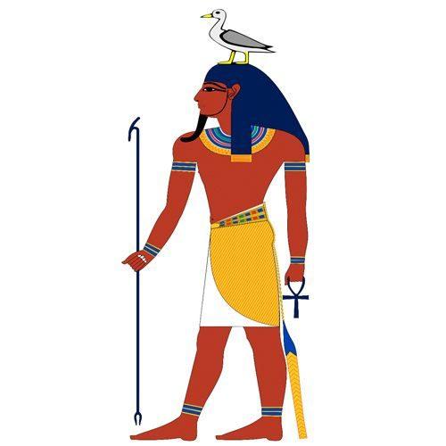 Геб - бог земли в Древнем Египте