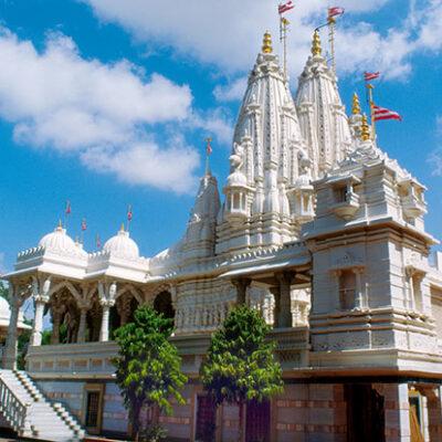 Храм Сваминараян в Ахмедабаде